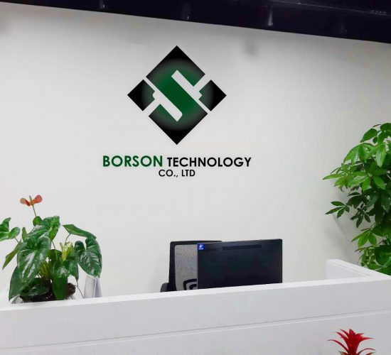 Borson Shenzhen Recception